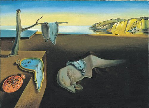 The Persistence of Memory (1931) - Salvadore Dali