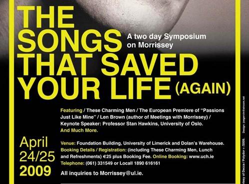 Morrissey Symposium UL