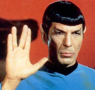 Live long & prosper