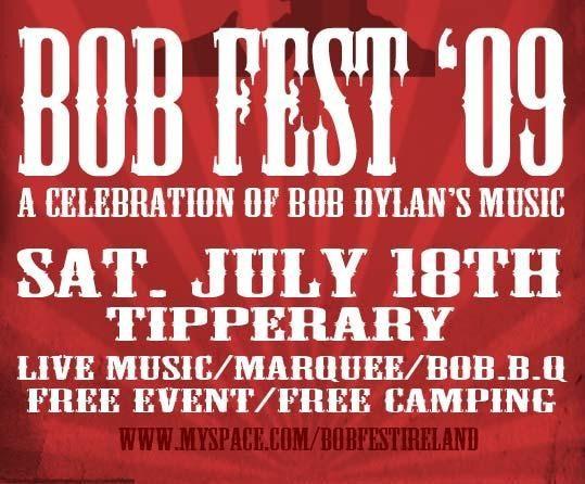 Bob Fest 09