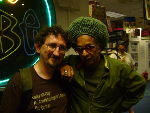 Don Letts and myself