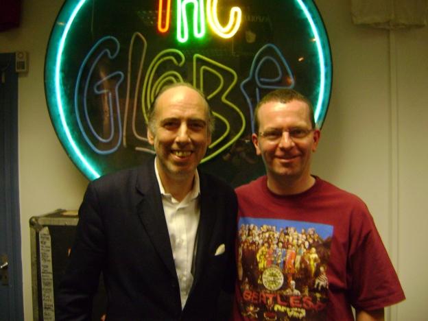 Mick Jones and John Devane