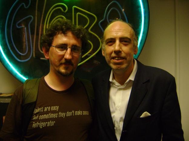 Mick Jones and myself