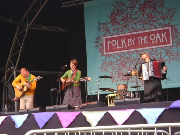 Karine Polwart at Folk by the Oak 2009