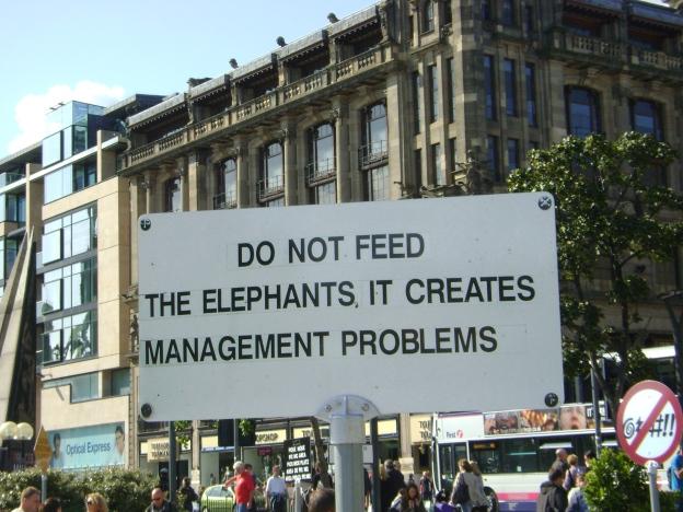 It creates management problems