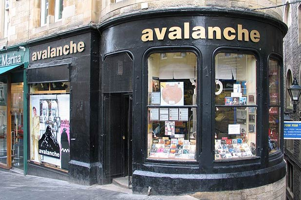 Avalanche Records, Edinburgh