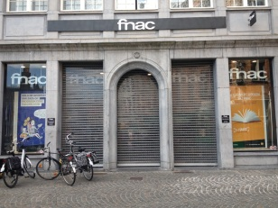 Fnac Closed